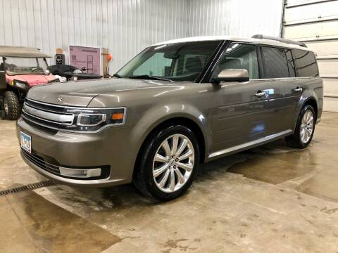 2014 Ford Flex for sale at S&J Auto Sales in South Haven MN