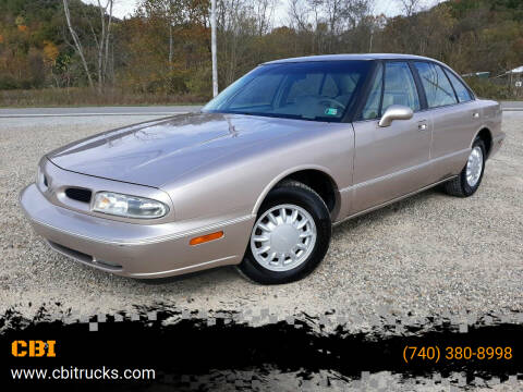 1999 Oldsmobile Eighty-Eight for sale at CBI in Logan OH
