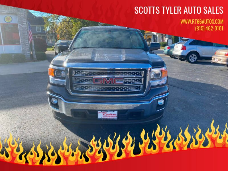 2015 GMC Sierra 1500 for sale at Scotts Tyler Auto Sales in Wilmington IL