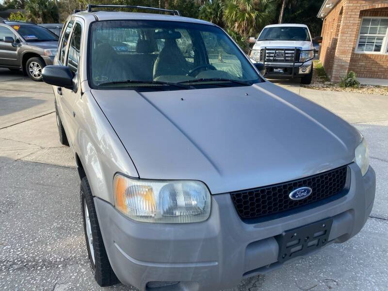 2001 Ford Escape for sale at MITCHELL AUTO ACQUISITION INC. in Edgewater FL