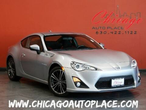 2015 Scion FR-S for sale at Chicago Auto Place in Bensenville IL