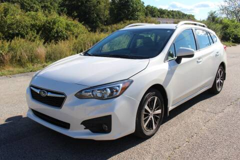 2019 Subaru Impreza for sale at Imotobank in Walpole MA