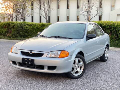 2000 Mazda Protege for sale at Carfornia in San Jose CA