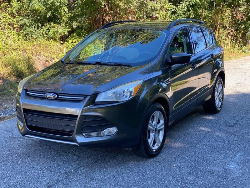 2016 Ford Escape for sale at Speed Auto Mall in Greensboro NC