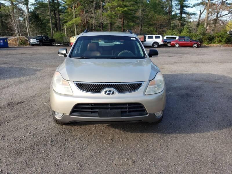 2008 Hyundai Veracruz for sale at 1st Priority Autos in Middleborough MA
