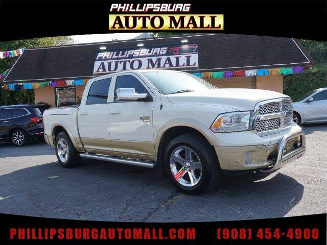 2014 RAM Ram Pickup 1500 for sale at Phillipsburg Auto Mall in Phillipsburg NJ