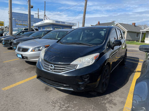 2014 Nissan Versa Note for sale at Ideal Cars in Hamilton OH