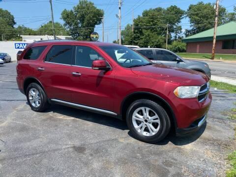 2013 Dodge Durango for sale at Brucken Motors in Evansville IN