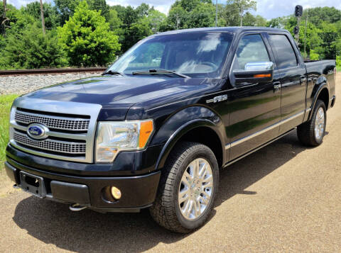2010 Ford F-150 for sale at JACKSON LEASE SALES & RENTALS in Jackson MS