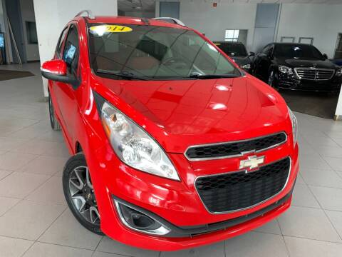 2014 Chevrolet Spark for sale at Auto Mall of Springfield in Springfield IL