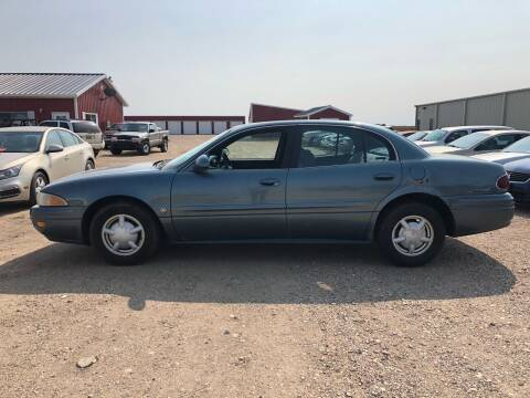 2000 Buick LeSabre for sale at TnT Auto Plex in Platte SD