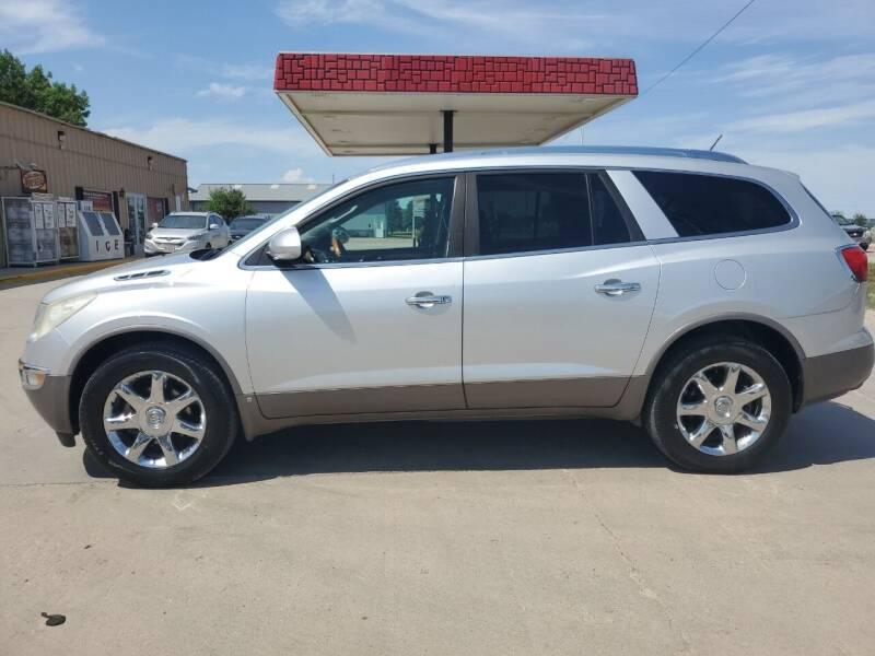 2009 Buick Enclave for sale at Dakota Auto Inc. in Dakota City NE