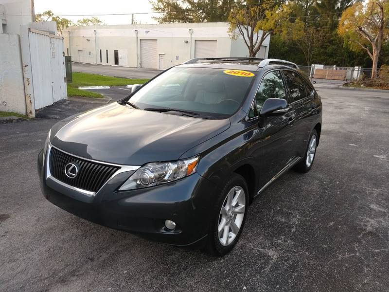 2010 Lexus RX 350 for sale at Best Price Car Dealer in Hallandale Beach FL