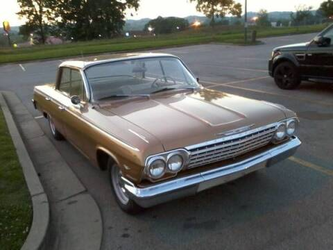 1962 Chevrolet Impala for sale at Haggle Me Classics in Hobart IN