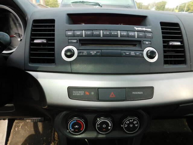 2009 Mitsubishi Lancer ES - Madison TN