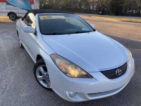 2006 Toyota Camry Solara for sale at The Auto Depot in Raleigh NC