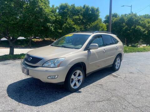 2005 Lexus RX 330 for sale at Import Auto Mall in Greenville SC