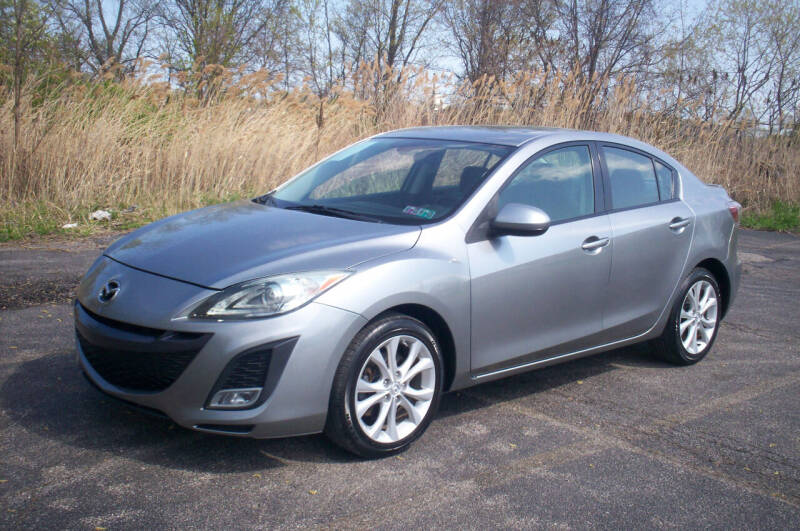 2010 Mazda MAZDA3 for sale at Action Auto Wholesale - 30521 Euclid Ave. in Willowick OH