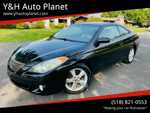 2006 Toyota Camry Solara for sale at Y&H Auto Planet in West Sand Lake NY