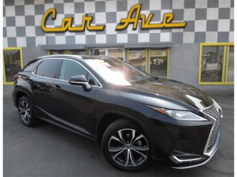 2020 Lexus RX 350 for sale at Car Ave in Fresno CA