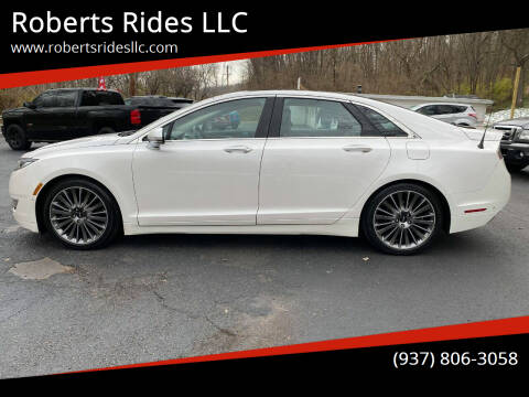 2014 Lincoln MKZ Hybrid for sale at Roberts Rides LLC in Franklin OH