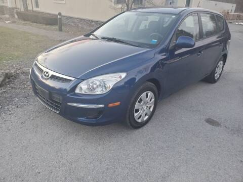 2012 Hyundai Elantra Touring for sale at Wallet Wise Wheels in Montgomery NY