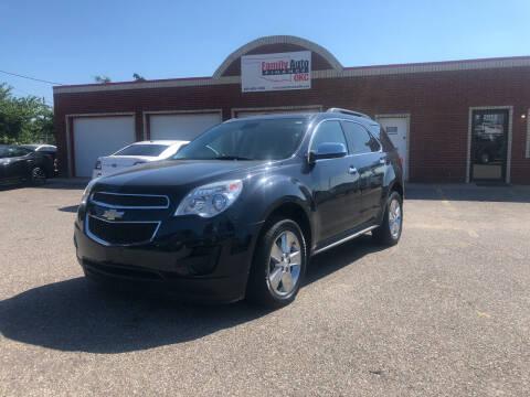 2015 Chevrolet Equinox for sale at Family Auto Finance OKC LLC in Oklahoma City OK