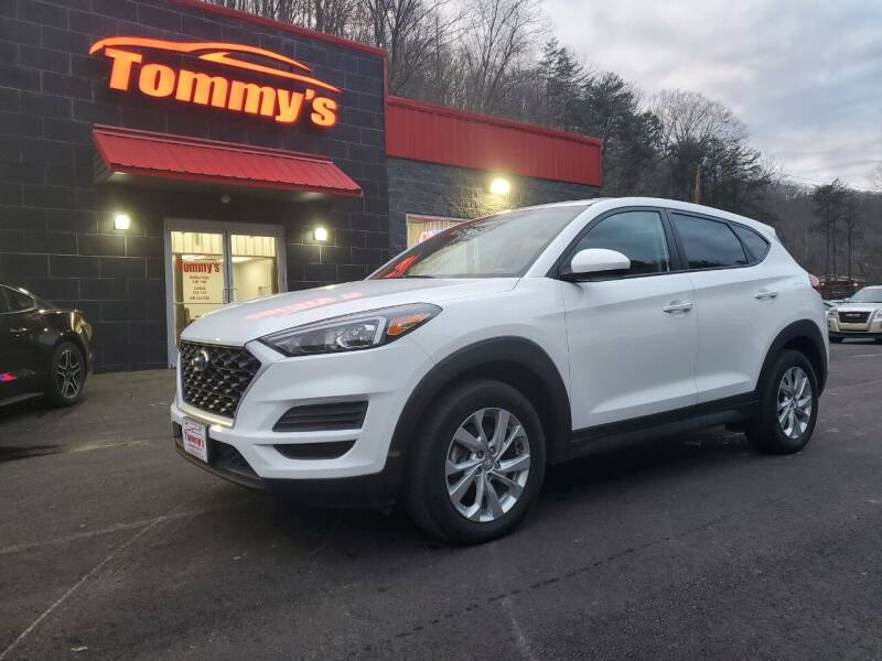 2019 Hyundai Tucson for sale at Tommy's Auto Sales in Inez KY