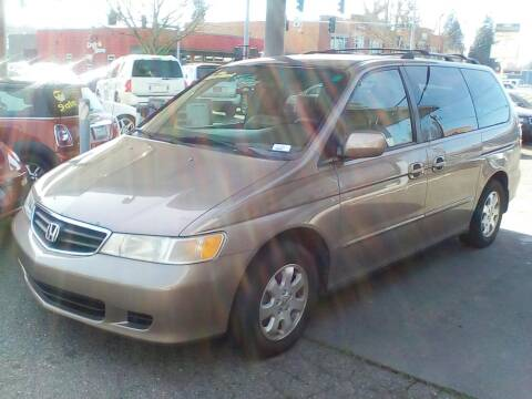 2003 Honda Odyssey for sale at Payless Car & Truck Sales in Mount Vernon WA
