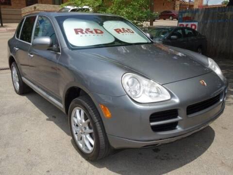 2006 Porsche Cayenne for sale at R & D Motors in Austin TX