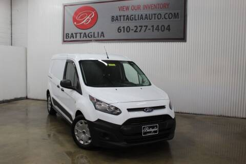 2018 Ford Transit Connect Cargo for sale at Battaglia Auto Sales in Plymouth Meeting PA