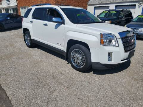 2011 GMC Terrain for sale at Street Side Auto Sales in Independence MO