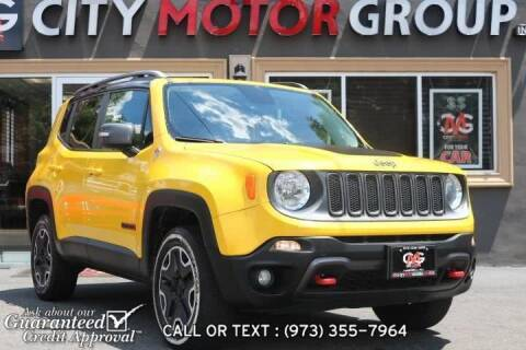 2015 Jeep Renegade for sale at City Motor Group, Inc. in Wanaque NJ