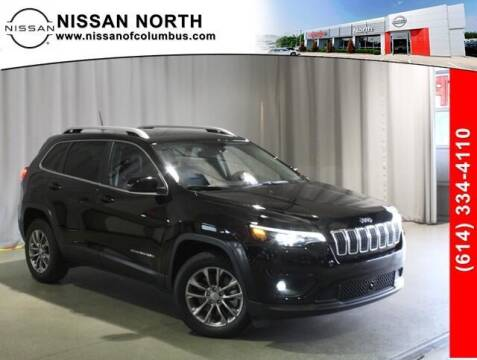 2021 Jeep Cherokee for sale at Auto Center of Columbus in Columbus OH