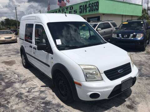 2010 Ford Transit Connect for sale at Jack's Auto Sales in Port Richey FL