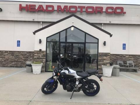 2016 Yamaha FZ-07 for sale at Head Motor Company - Head Indian Motorcycle in Columbia MO