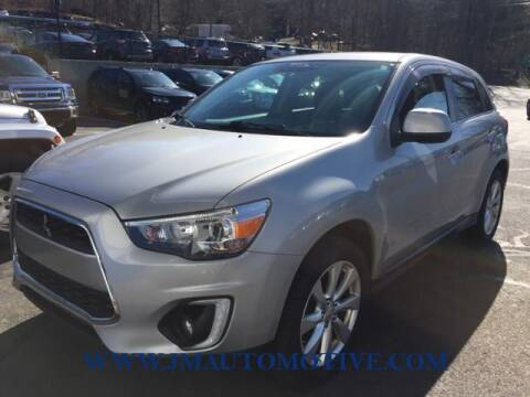 2015 Mitsubishi Outlander Sport for sale at J & M Automotive in Naugatuck CT