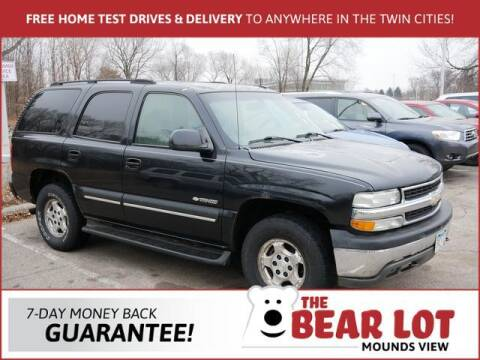 2003 Chevrolet Tahoe for sale at Rydell Auto Outlet in Mounds View MN