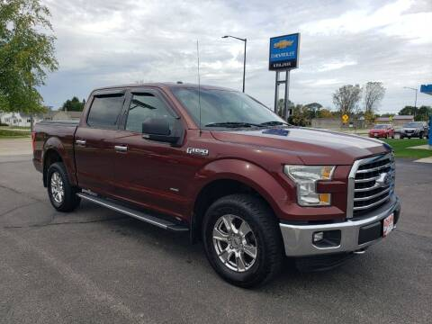 2015 Ford F-150 for sale at Krajnik Chevrolet inc in Two Rivers WI