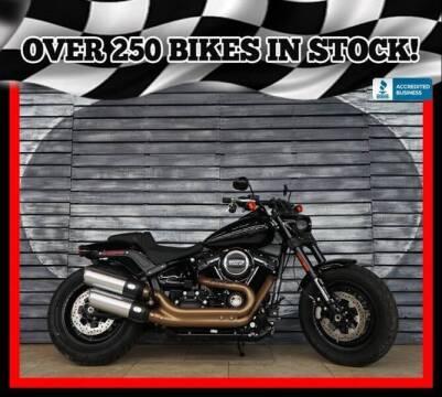 2019 Harley-Davidson Fat Bob for sale at Motomaxcycles.com in Mesa AZ