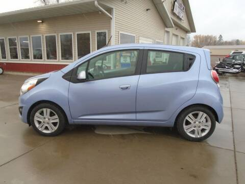 2014 Chevrolet Spark for sale at Milaca Motors in Milaca MN