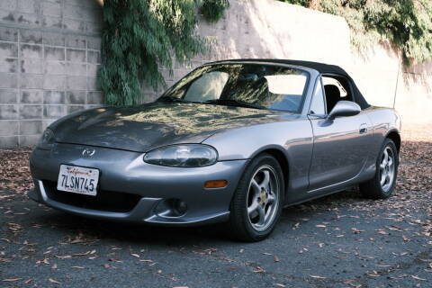 2004 Mazda MAZDASPEED MX-5 for sale at Sports Plus Motor Group LLC in Sunnyvale CA