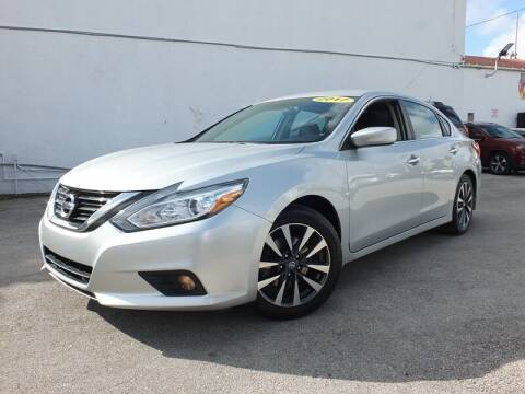 2017 Nissan Altima for sale at Port Motors in West Palm Beach FL