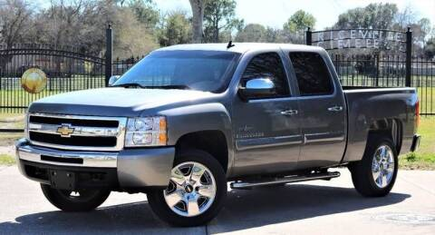 2009 Chevrolet Silverado 1500 for sale at Texas Auto Corporation in Houston TX