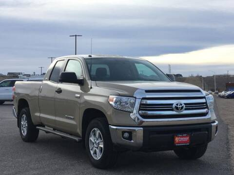 2017 Toyota Tundra for sale at Rocky Mountain Commercial Trucks in Casper WY