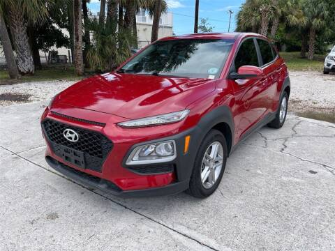 2019 Hyundai Kona for sale at Florida Fine Cars - West Palm Beach in West Palm Beach FL