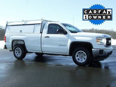 2014 GMC Sierra 1500 for sale at Atlantic Car Company in East Windsor CT
