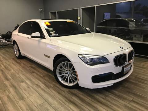 2014 BMW 7 Series for sale at Golden State Auto Inc. in Rancho Cordova CA