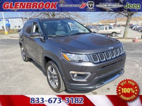 2020 Jeep Compass for sale at Glenbrook Dodge Chrysler Jeep Ram and Fiat in Fort Wayne IN