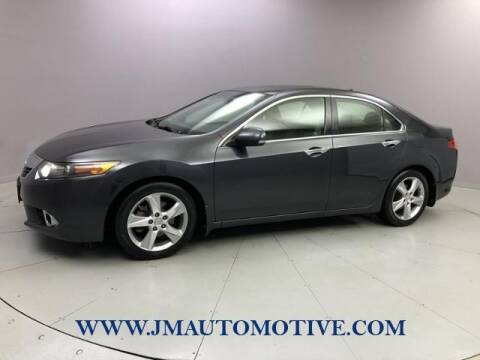 2011 Acura TSX for sale at J & M Automotive in Naugatuck CT